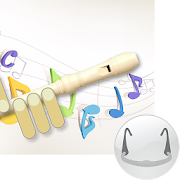 Flute Player (Breathing Apps) icon