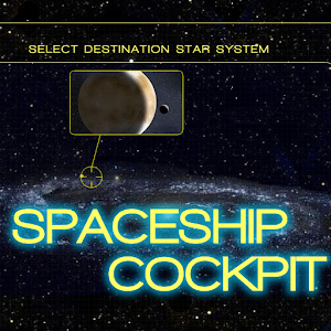 Spaceship Cockpit icon