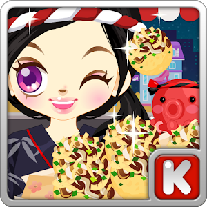 Judy's Takoyaki Maker - Cook icon