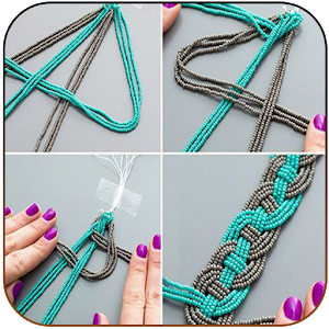 Handicrafts from macrame icon