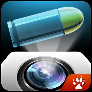 Simulator hologram show icon