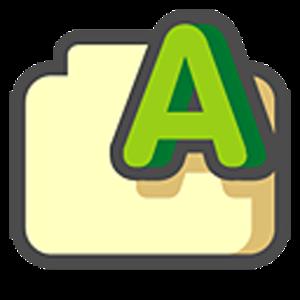 我要换字体 icon