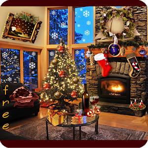 christmas fireplace lwp apprecs rh apprecs com