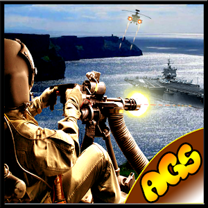 Helicopter Gunner Strike WAR 2 icon