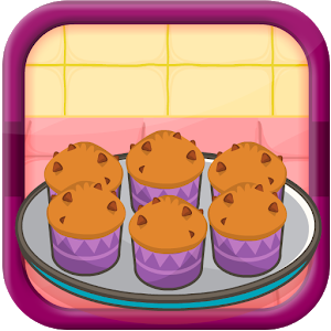 Banana Muffins Cooking icon