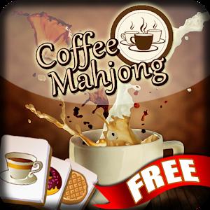 Coffee Mahjong Free icon