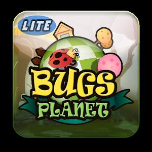 Bugs Planet Lite icon