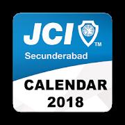 JCI Secunderabad Calendar 2019 icon