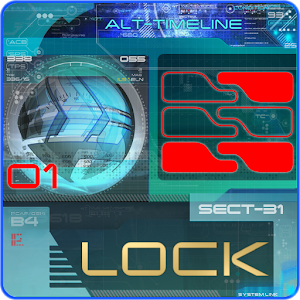 ? TREK ? Lock Screen 01 icon