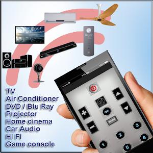 Smart Remote TV And All icon