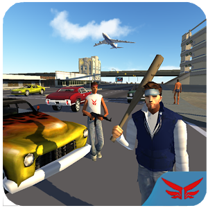 San Andreas Gangster 3D icon