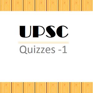 UPSC Quizzes 1 icon