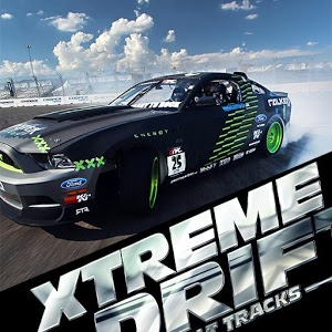 Xtreme Drift Asphalt tracks icon