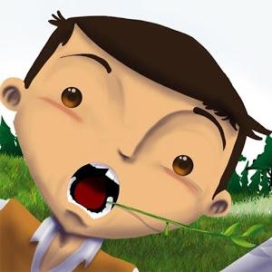 """الصبي الذي صاح """" الذئب"""" icon"""