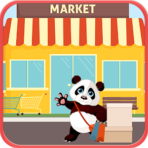 Panda's Supermarket icon