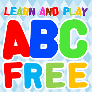 Alphabet Free Learn and Play icon
