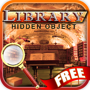 Library Hidden Objects icon