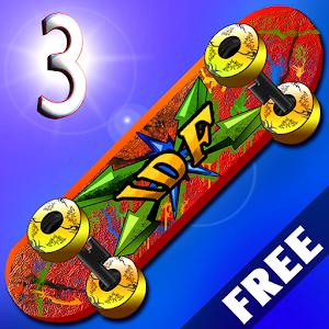 Skate Parkour Mania 3 icon