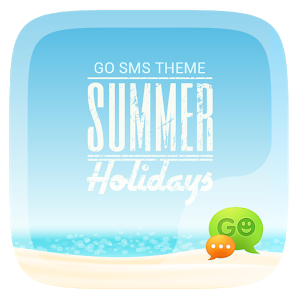 (FREE) GO SMS SUMMER THEME icon