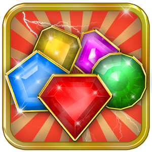 Jewels In Line Connect icon