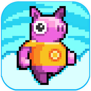 Squishy The Suicidal Pig icon