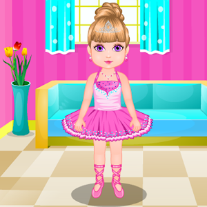 Ballerina Dancer Spa Salon icon