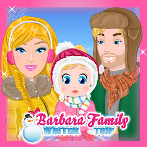 Barbara's Family Winter Trip icon