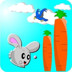 Jumpy Bunny icon