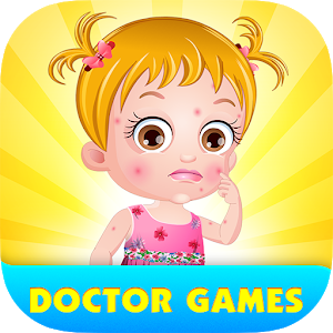 Baby Hazel Doctor Games Lite icon
