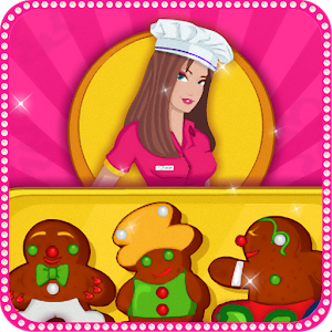 Cooking Cookies: Gingerbread icon