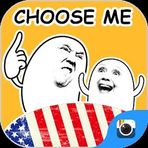 FREE-ZCAMERA CHOOSE ME STICKER icon