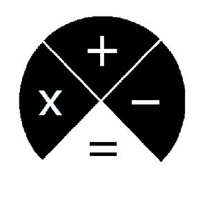 Black Material Calculator OLED icon
