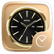 Royal GO Clock Theme icon