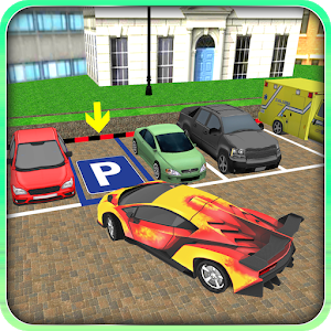 Real Dr. Driver Parking 3D icon