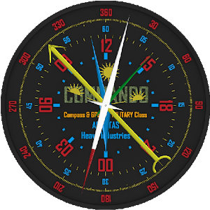 Military Compass Pro icon