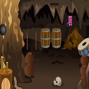Cave Red Diamond Escape icon