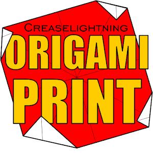 Origami Print icon