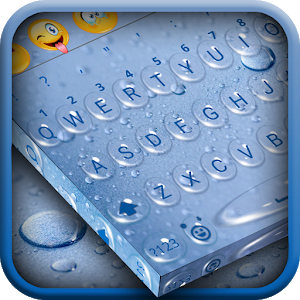 Rain Drop Keyboard Theme icon