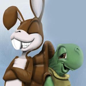 الأرنب والسلحفاة icon