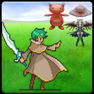 モンスターラッシュ! -世界を救う?放置育成RPG- icon