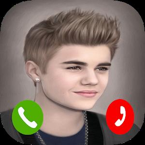Justin Bieber Prank Calling icon