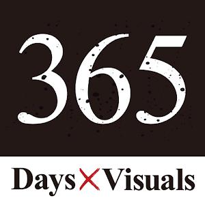 365Days×Visuals icon