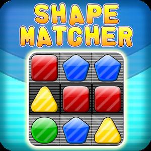 Shape Matcher Swap and Match 3 icon