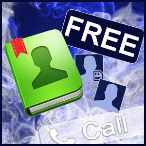 Blue Smoke - GO Contacts Theme icon