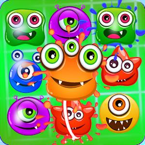 Monster Blast - Match 3 Game icon