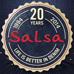 Salsa's 20th Anniversary icon