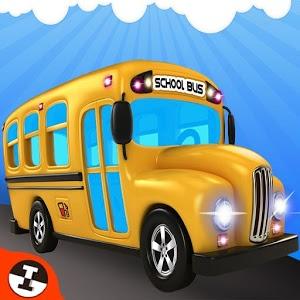 Kids School Bus icon