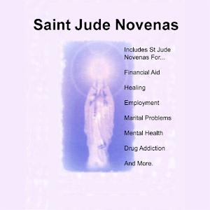 Saint Jude Novenas icon