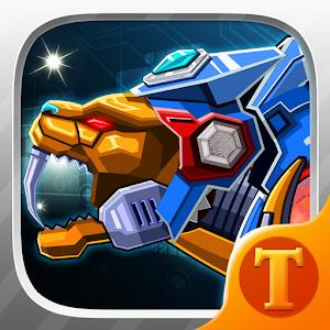 Toy Robot War:Robot Lion King icon