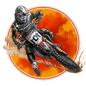 Extreme Motorbike Dirt Race 3D icon